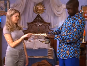 Sabrina remove her magic