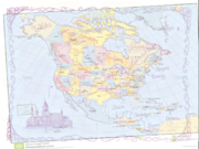 Illea and USA Map