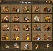 Buildmenu