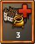 Buff 3 cauldrons