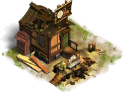 Pinewood Sawmill Level 1