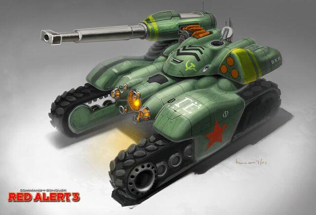 File:RA3 Soviet HammerTank.jpg