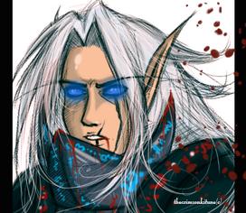 Still a blood knight