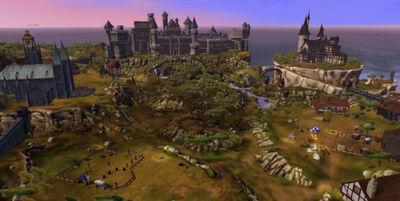 The Sims Kingdom