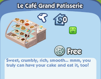 Le Cafe Grand Patisserie