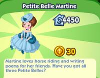 Petite Belle Martine