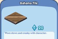 Bahama Tile