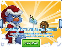 Holiday Tales Part 1 Ad