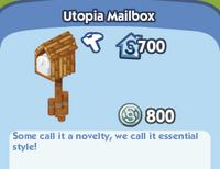 Utopia Mailbox