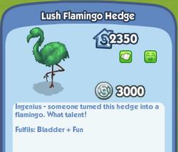 LushFlamingoHedge