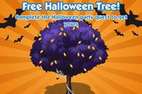 Halloween Tree Quest