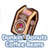 Dunkin' Donuts Coffee Beans