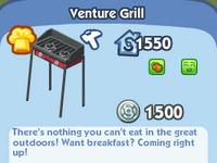 Venture grill