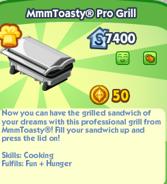 MmmToasty Pro Grill