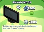 Zimantz LCD 32