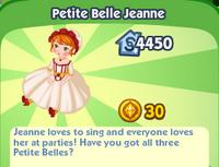 Petite Belle Jeanne