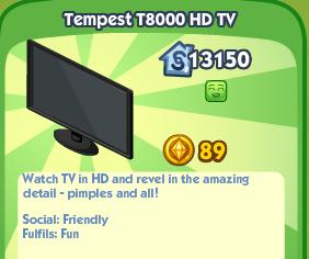 TempestT8000HDTV