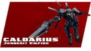 Battleborn - Caldarius