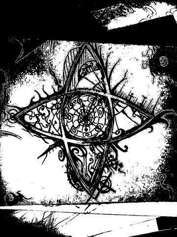 File:Crosss eye symbol design drew by eveirke Threshold effect .jpg