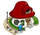 Game Smurf's Hut