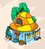 Weepy Smurf's Hut