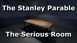 The Stanley Parable - The Serious Room