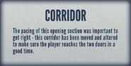 Museum Corridor Plaque
