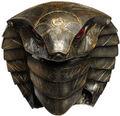 Serpent Guard head