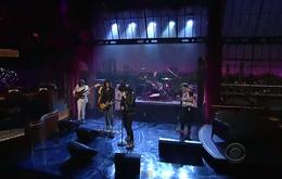 The Strokes on David Letterman
