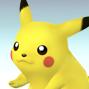 SSB-Pikachu