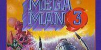 Mega Man 3 (NES Game)