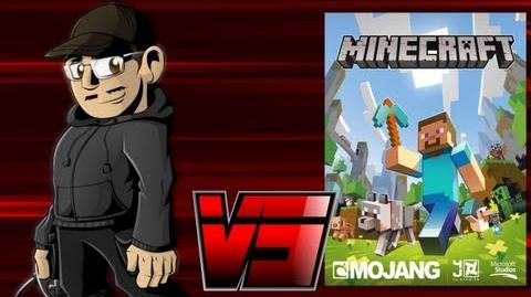 Johnny vs. Minecraft
