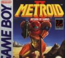 Metroid II: Return of Samus