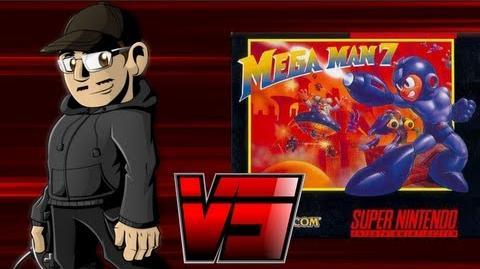 Johnny vs. Mega Man 7
