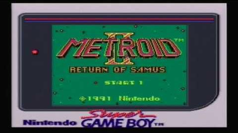 SGB Review - Metroid 2 Return of Samus