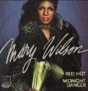 Mary Wilson Red Hot