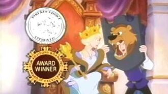 The Swan Princess Trailer 1995