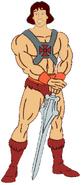 Prince Derek as He-Man 2