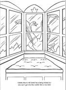 Swan Princess official coloring page 42