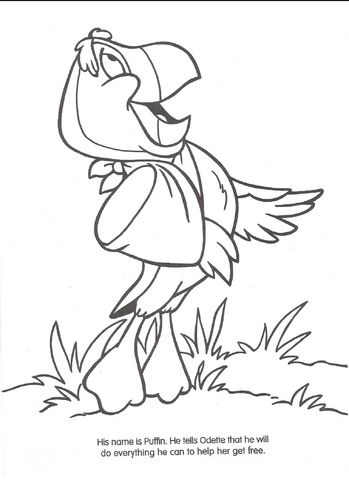 File:Swan Princess official coloring page 16.png