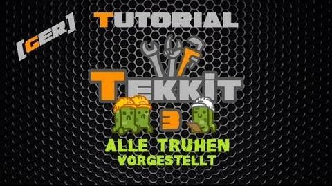 Minecraft Tekkit Classic Tutorial DE HD - Alle Truhen erklärt