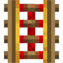 File:Wooden Booster Track Unpowered.png