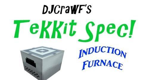 TekkitSpec - Induction Furnace