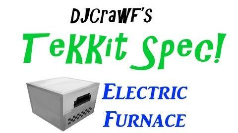 TekkitSpec - Electric Furnace