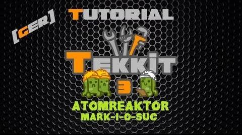 Minecraft Tekkit Classic Tutorial DE HD - Atomreaktor Mark-I-O-SUC