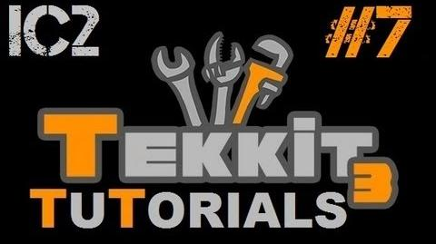 Tekkit Tutorials - IC2 7 - Advanced Machines