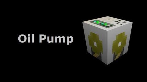 Oil Pump - Buildcraft In Minutes