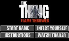The Thing - Flame Thrower (2011) 1