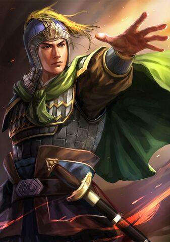File:Lu Xun (battle young) - RTKXIII.jpg