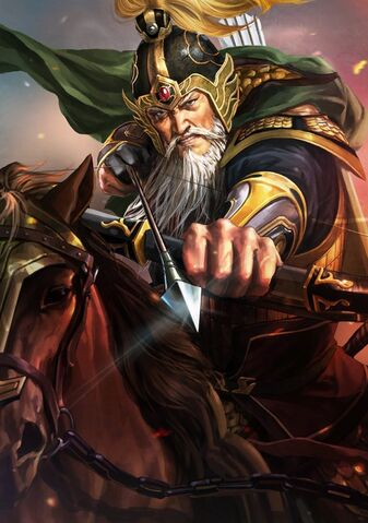 File:Huang Zhong (battle high rank old) - RTKXIII.jpg